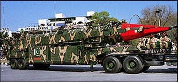 """نجاح تجربة صاروخ """"حتف – 5"""" المتوسط المدى في باكستان Hatf5-display"""
