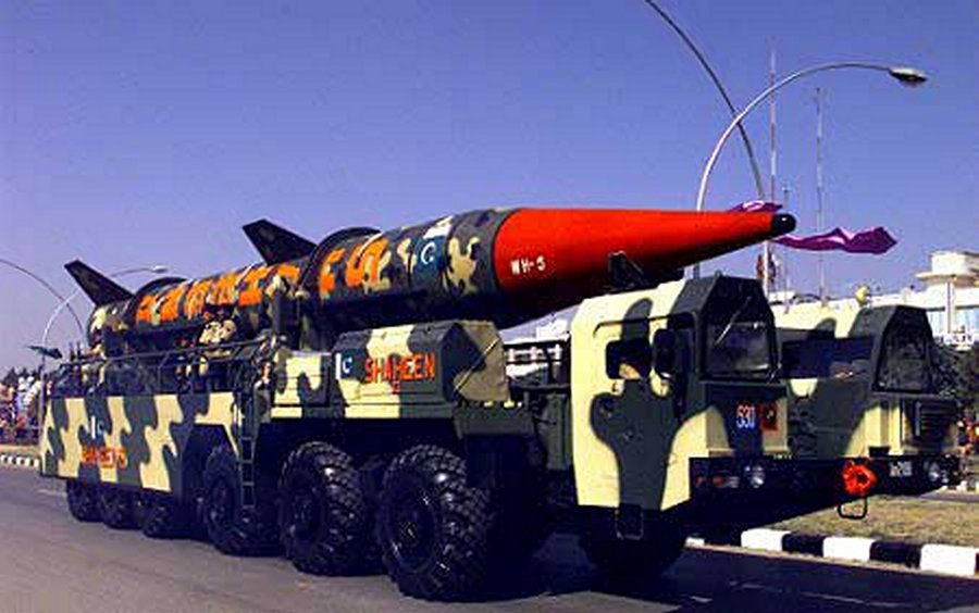 Pakistan Successfully Tests Nuclear-Capable Missile