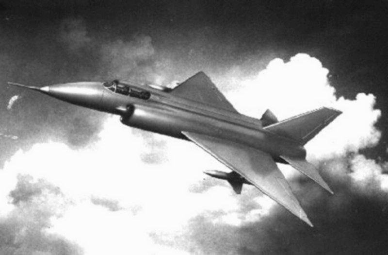 Lavochkin - avioni konstruktora Lavočkina La-250
