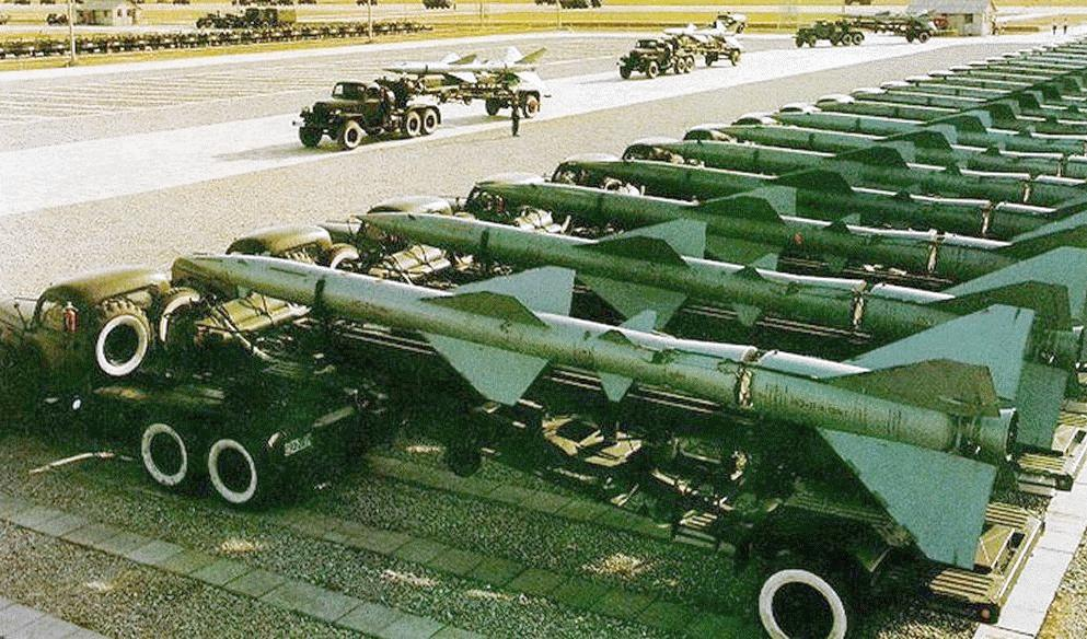 V 750 Sa 2 Guideline Russia Soviet Nuclear Forces