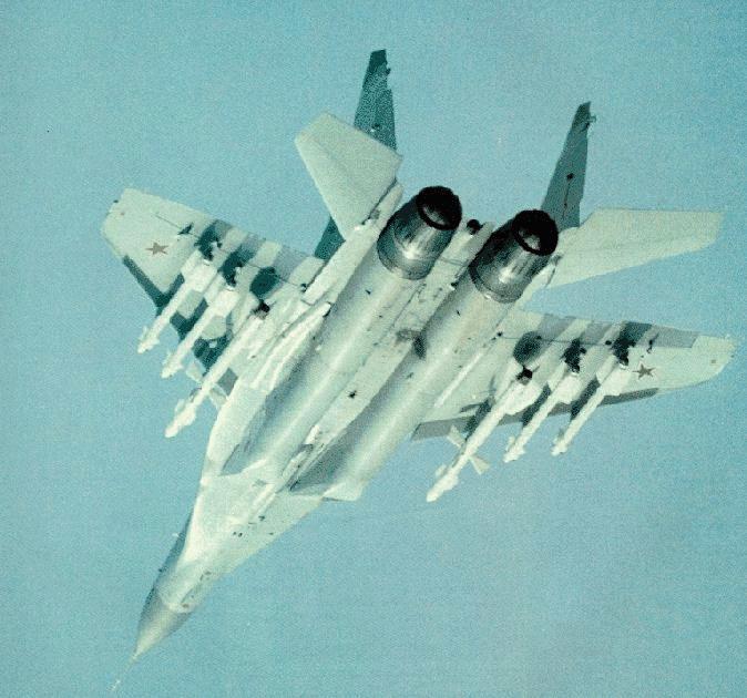 vyjadri sa obrazkom Mig-29-fulcrum