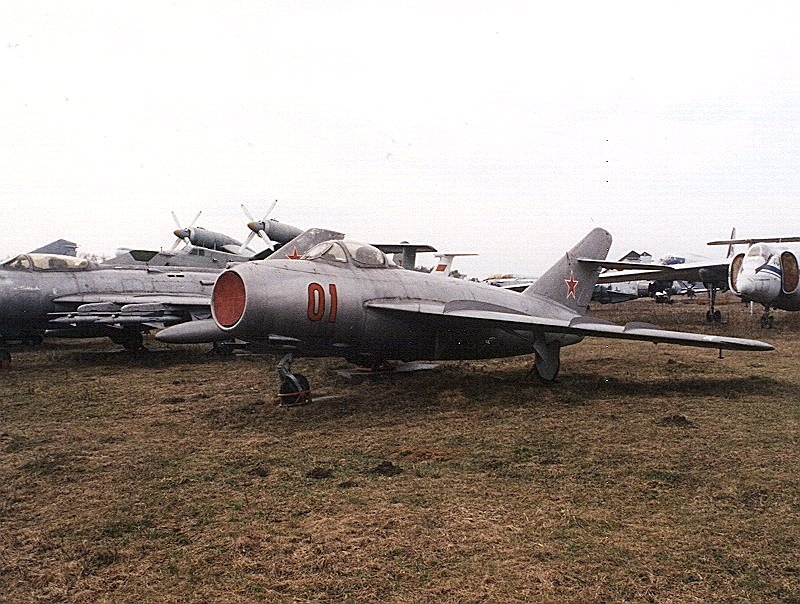 Mig 17 Fresco Russia Soviet Nuclear Forces