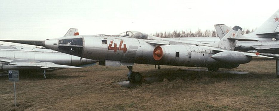 Yak 28 Firebar Yakovlev Russia Soviet Nuclear Forces