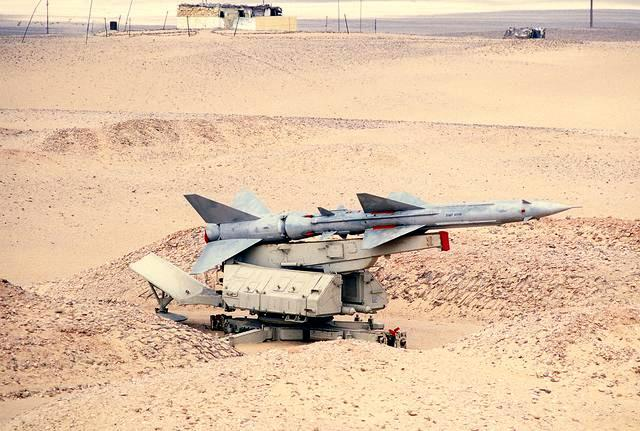 الدفاع الجوي اليمني Sa-2-DFST8607555