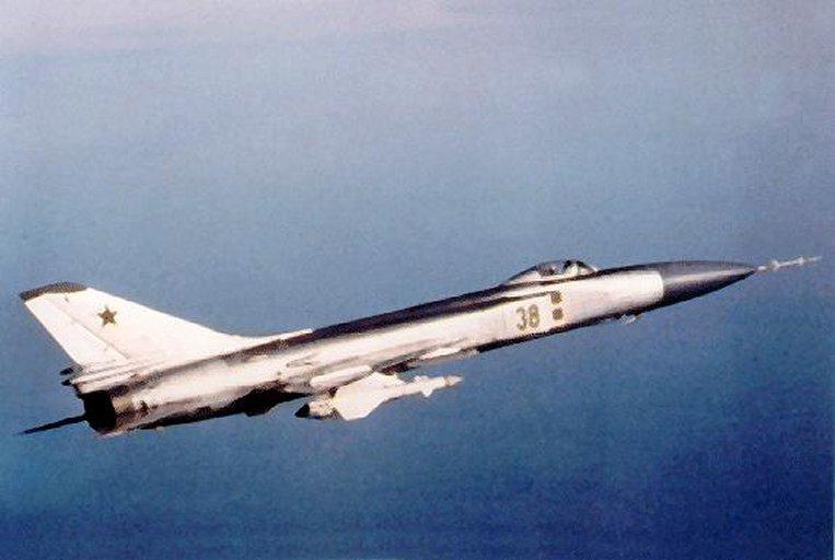 Su 15 Flagon Sukhoi Russia Soviet Nuclear Forces
