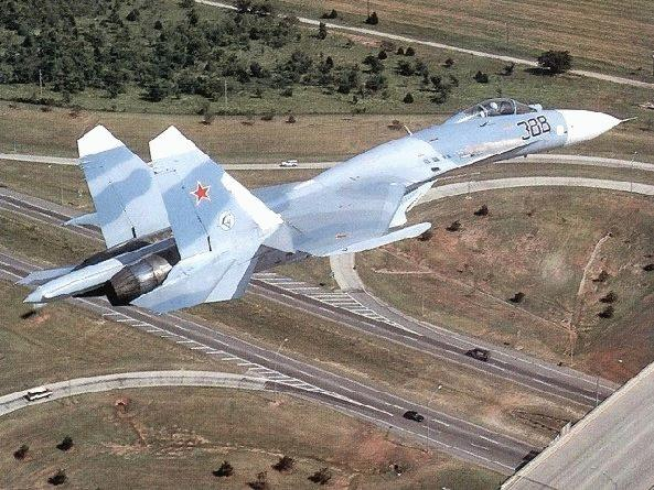 Mexico compra aviones caza Rusos su-27 y su-30