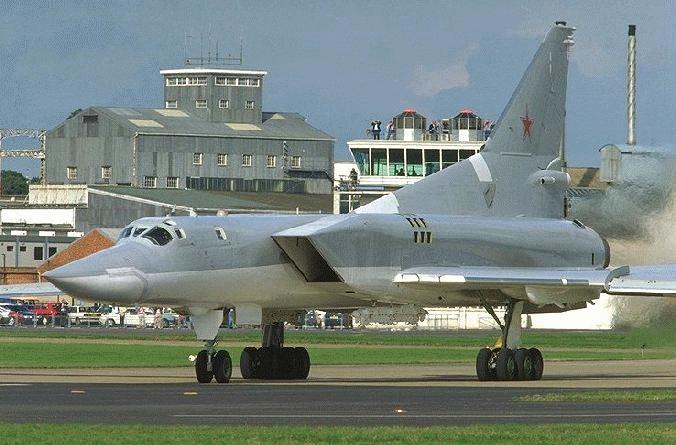 Ту-22М для АУГ были опасны вблизи от российских берегов - там...  Кроме того, Фоли не...