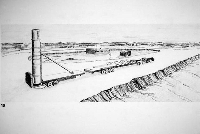 R 36m Ss 18 Satan Russian Soviet Nuclear Forces