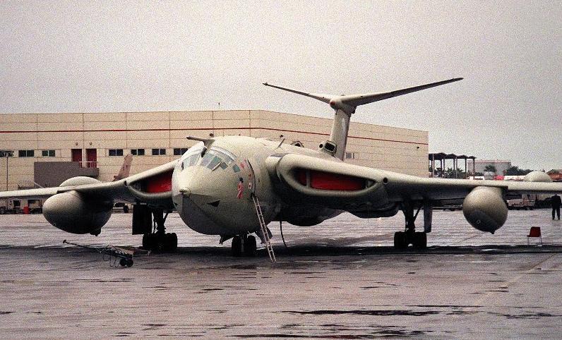 空军世界 :: 英国 胜利者 Victor 战略轰炸机