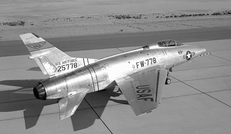 North American F 100c