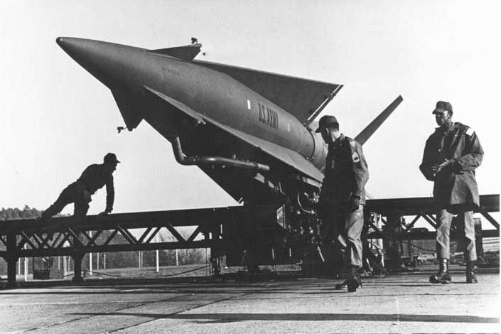 nike hercules united states nuclear forces