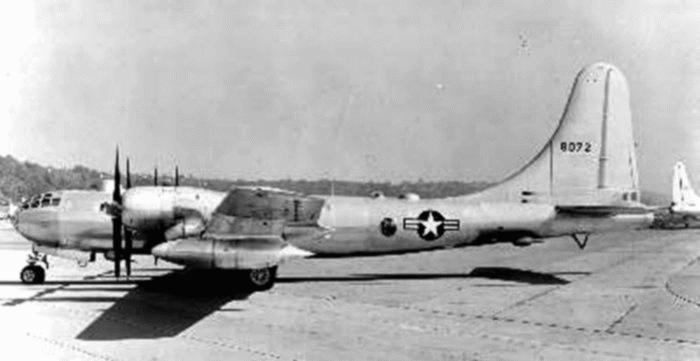 B-50 Superfortress - United States Nuclear Forces