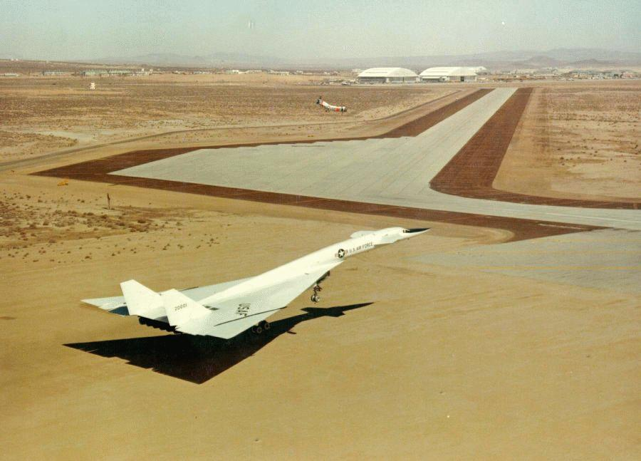 B-70 Valkyrie - United States Nuclear Forces
