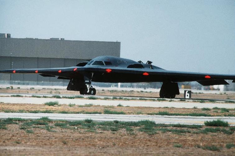 المقنبلة الاستراتيجية B-2 Spirit B2-dvic164