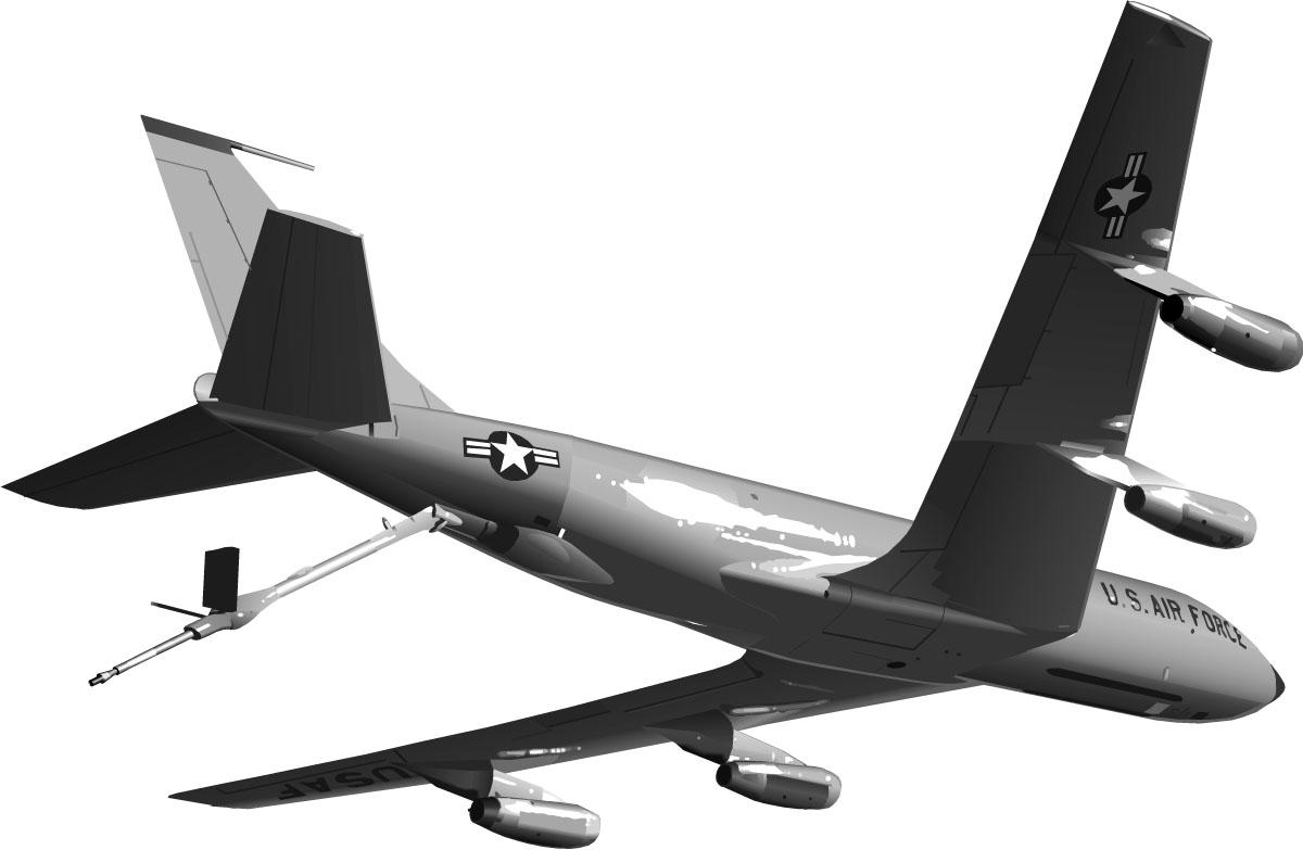Gt Kc 135 Stratotanker United States Nuclear Forces