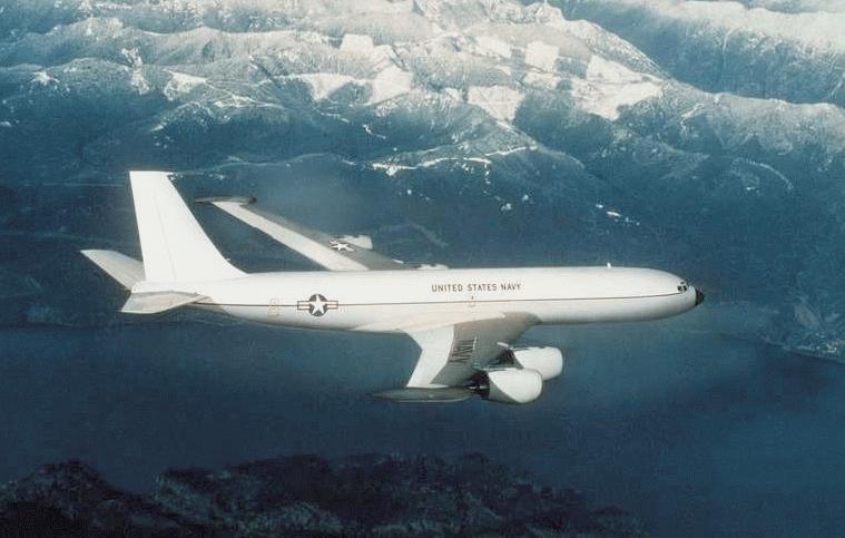 E 6 Mercury Tacamo United States Nuclear Forces
