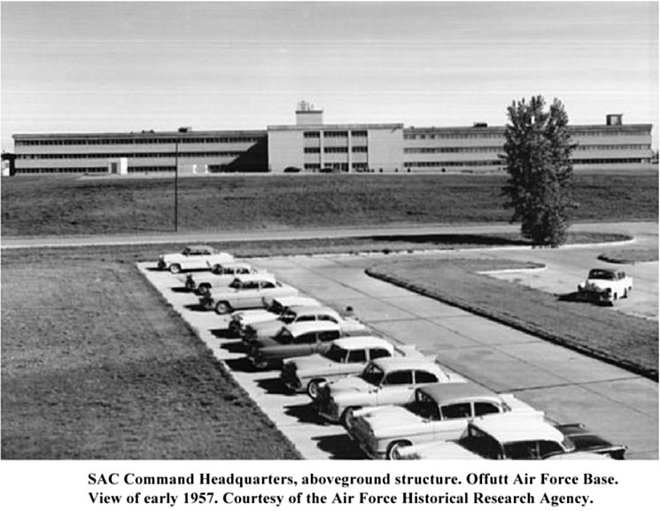 U S  Strategic Command Command Center - United States Nuclear Forces