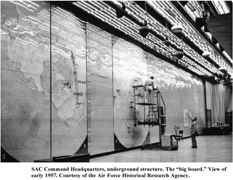U S  Strategic Command Command Center - United States