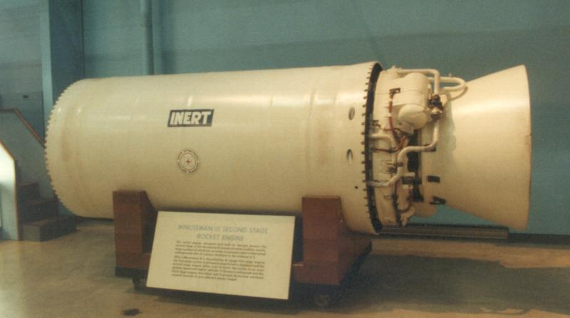 Lgm 30 Minuteman Iii Icbm United States Nuclear Forces